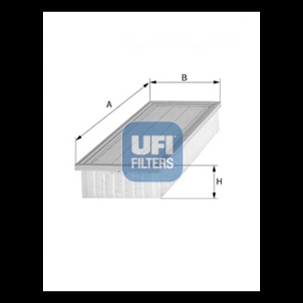 Ufi Luftfilter 30.851.00 - Stück