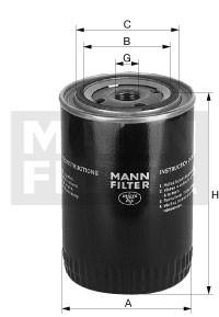 MANN MANN-Filter W 77 - Stück