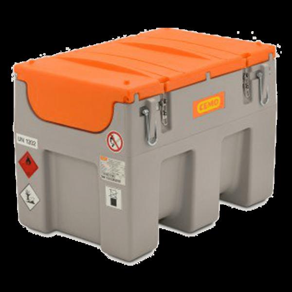 Cemo DT-Mobil Easy mit ADR-Zulassung 460 l - 12 V - Stück