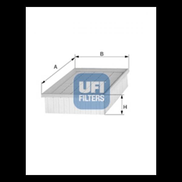 Ufi Luftfilter 30.814.00 - Stück