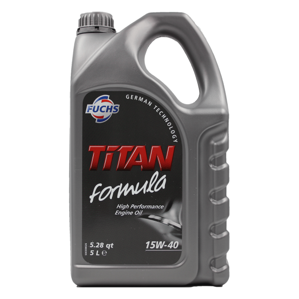 Titan Formula 15W-40