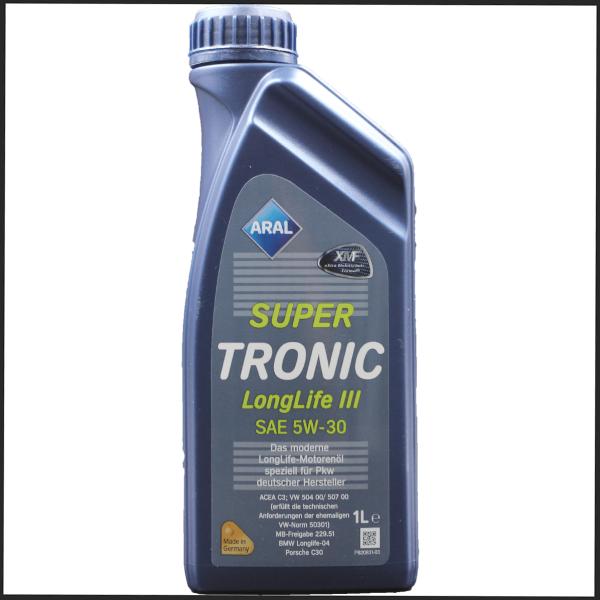 SuperTronic LongLife III 5W-30