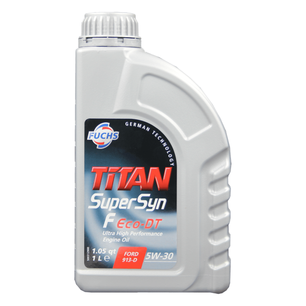 Titan Supersyn F Eco-DT 5W-30