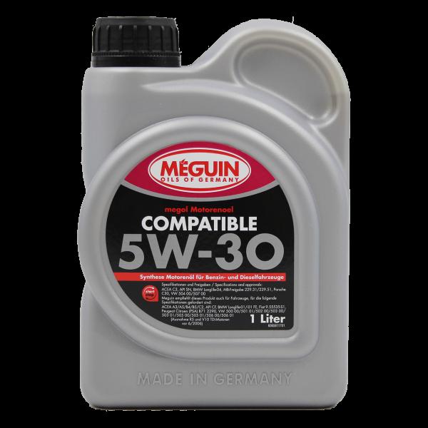 megol Motorenöl Compatible SAE 5W-30