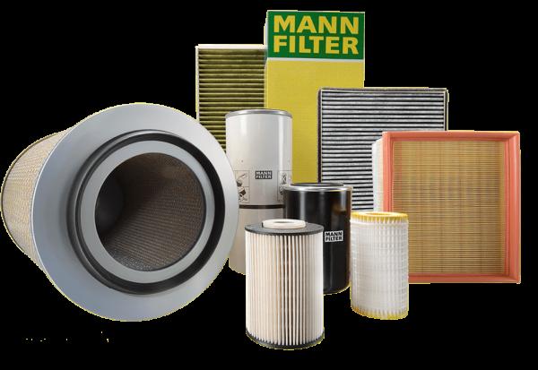 MANN Filter H 1282 X