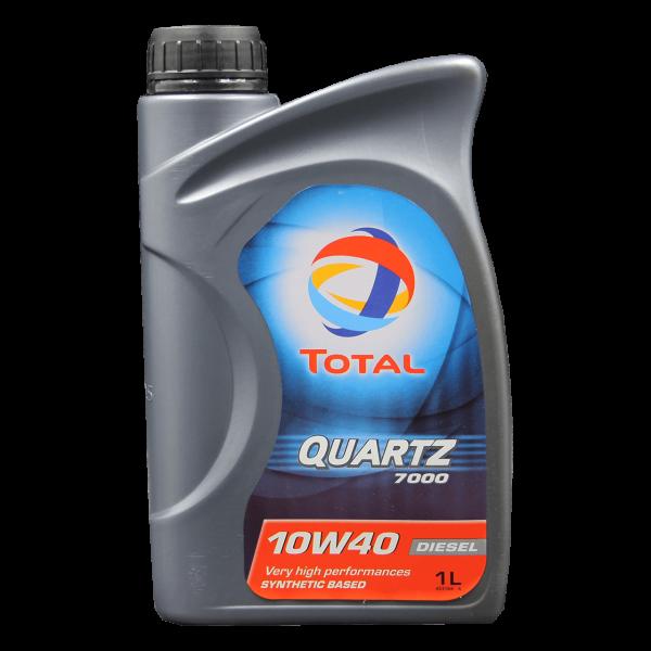 Quartz 7000 Diesel 10W-40