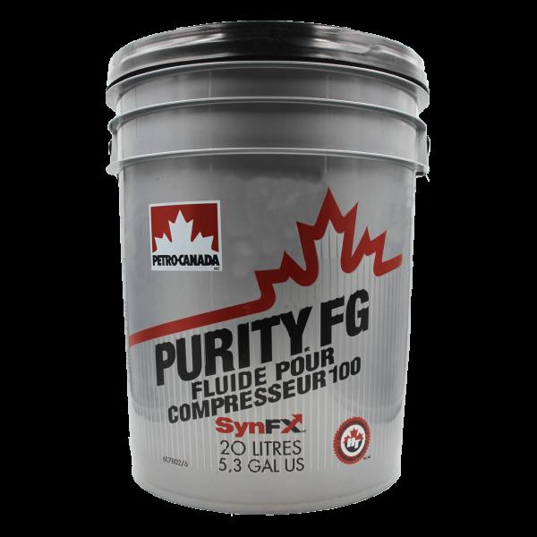 Purity FG Compressor Fluid 100