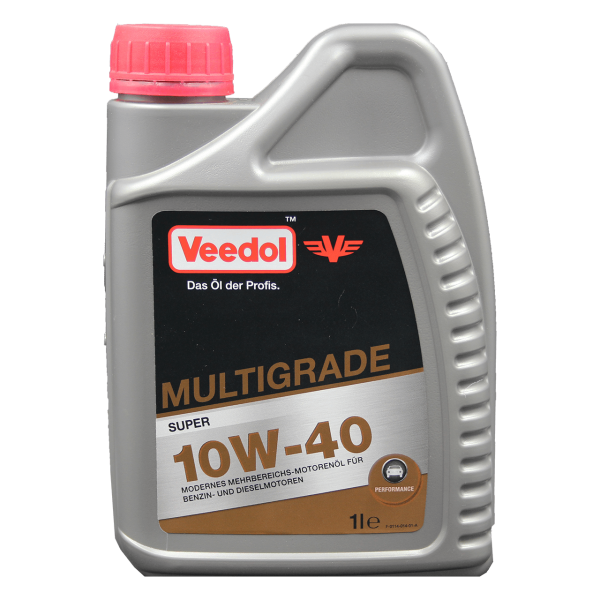Veedol Multigrade Super 10W-40