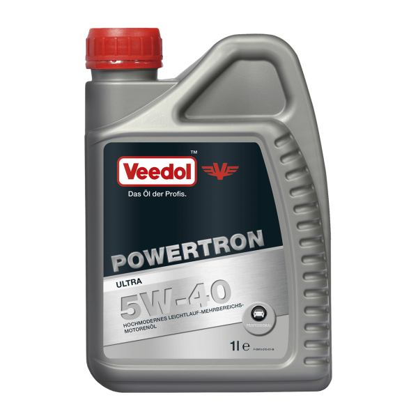 Veedol Powertron Ultra 5W-40